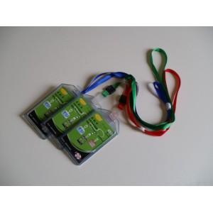 Informacinis dėklas su virvute (KR/VIRV)